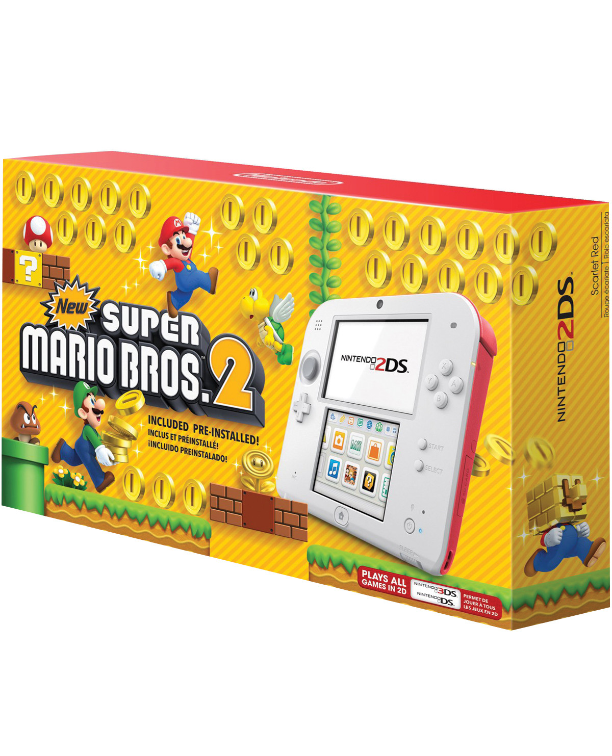 how to download new super mario bros for 3ds