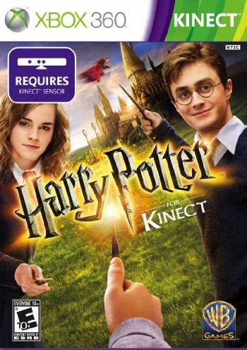 Harry Potter Kinect Para 360 Gameplanet