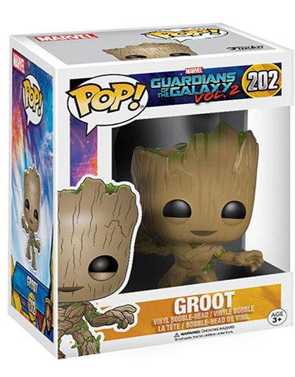 POP GUARDIANS OF THE GALAXY 2 GROOT