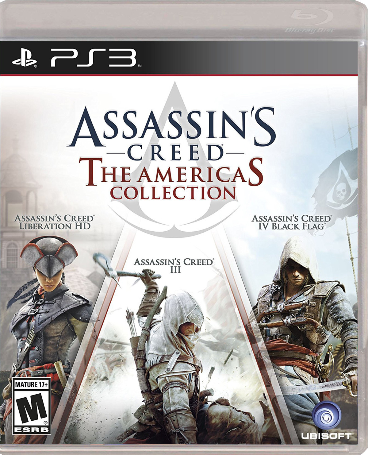 ASSASSINS CREED THE AMERICAS COLLECTION