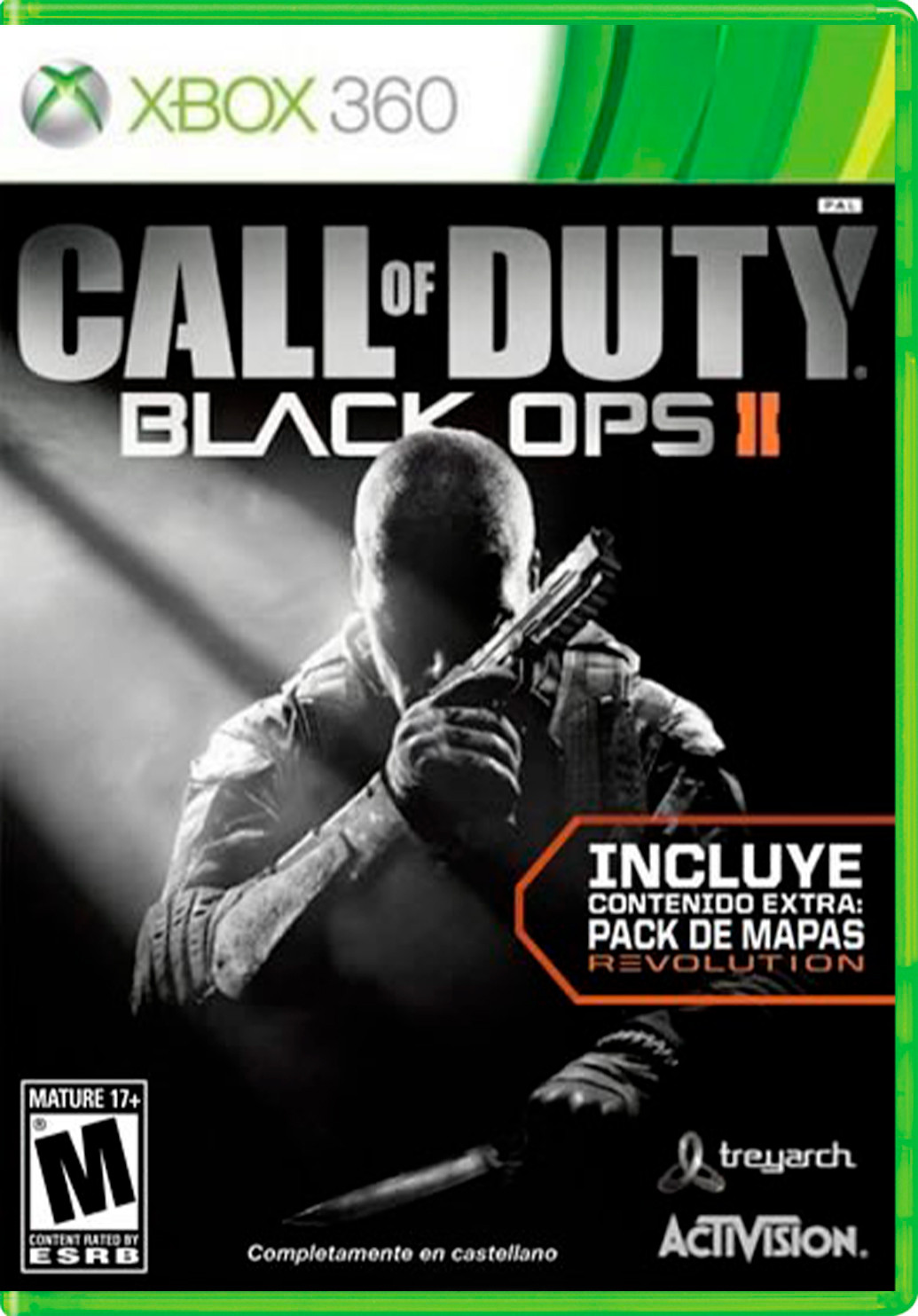 Call Of Duty Black Ops 2 Game Of The Year Para 360 Gameplanet