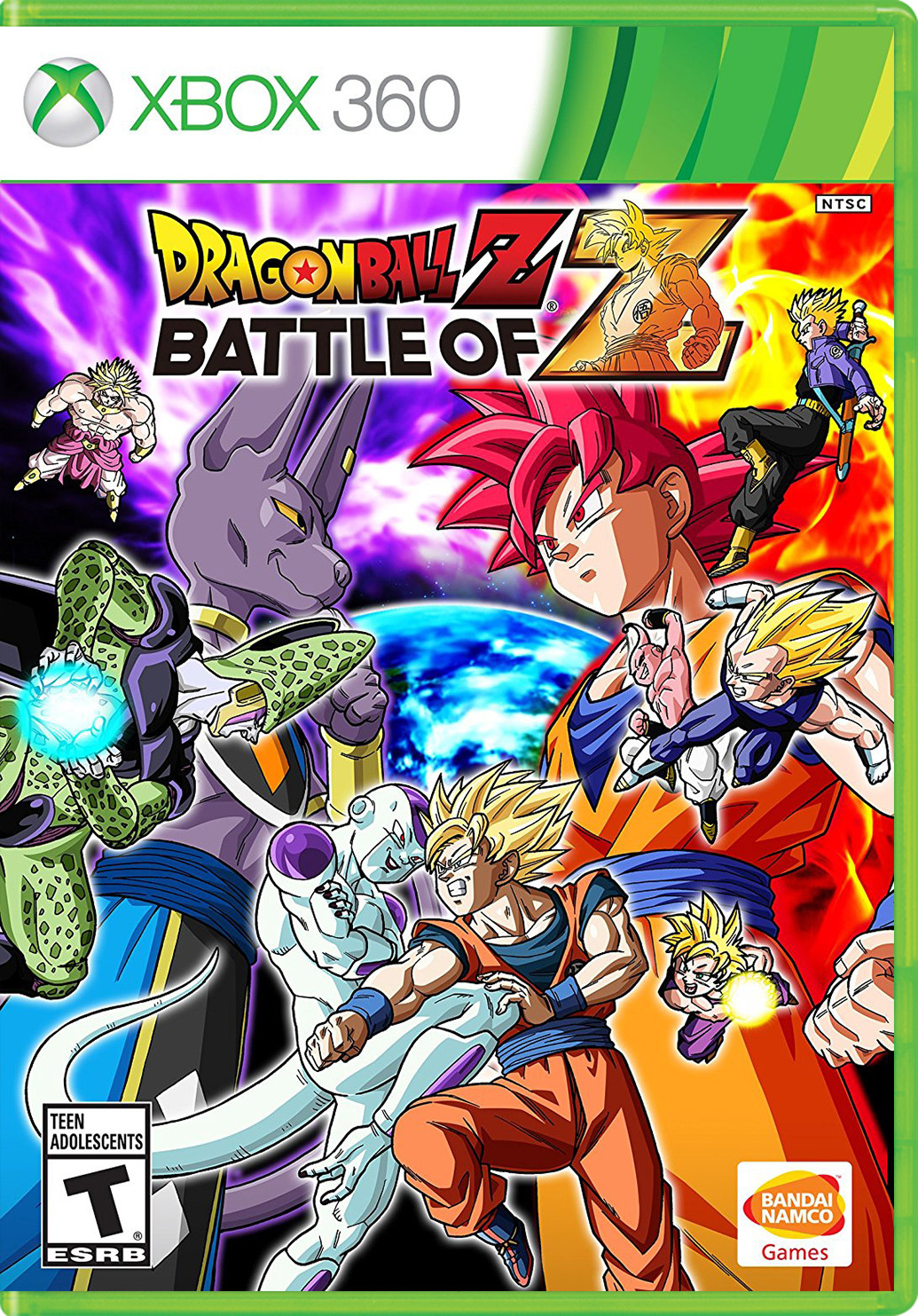 Dragon Ball Z Battle Of Z Para 360 Gameplanet