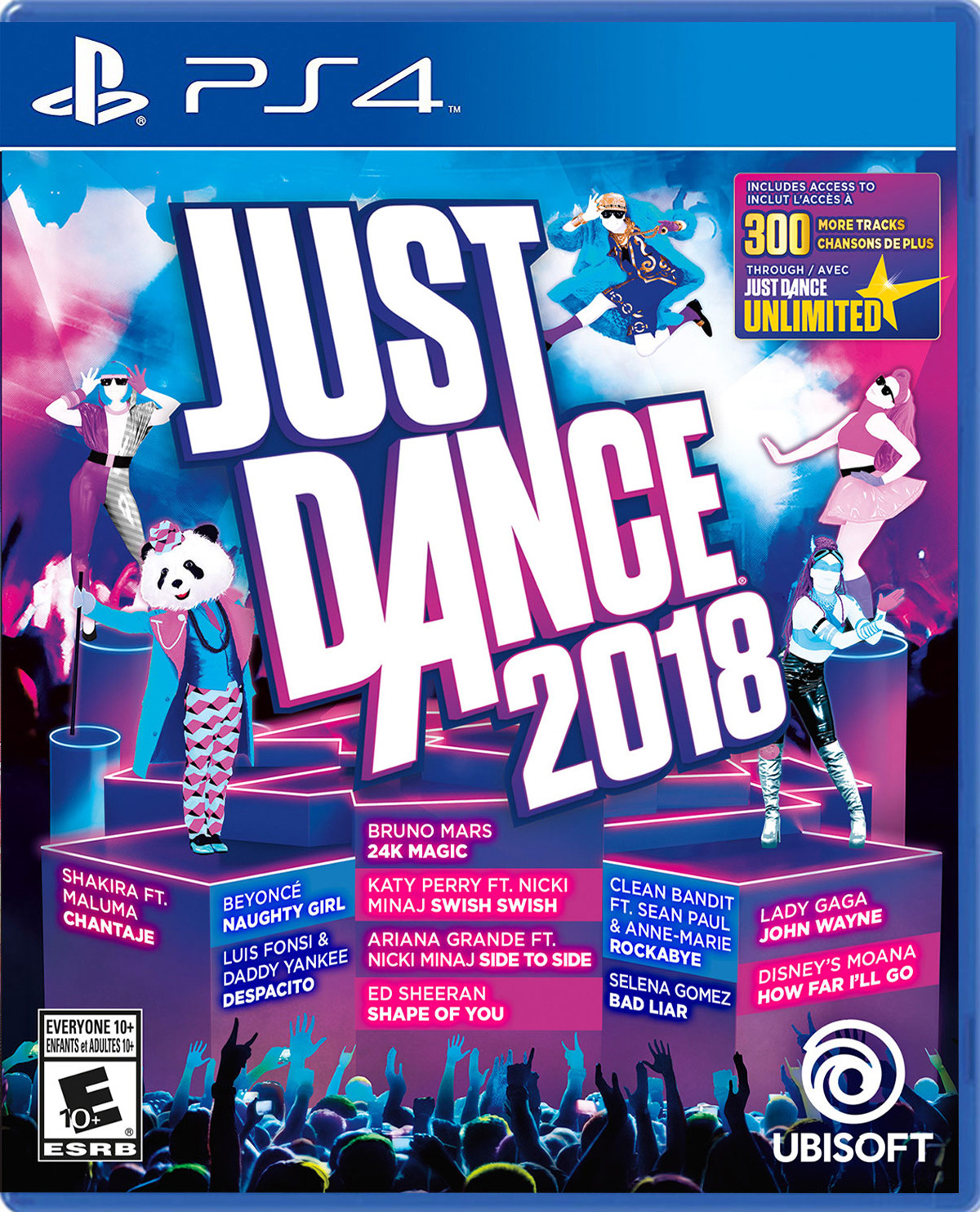 Just Dance 2018 Para Ps4 Gameplanet