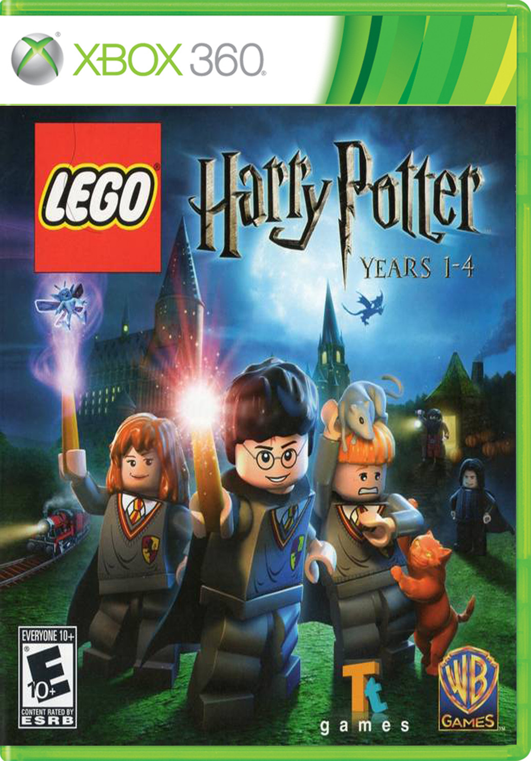 LEGO HARRY POTTER YEARS 1-4 para 360 - GamePlanet