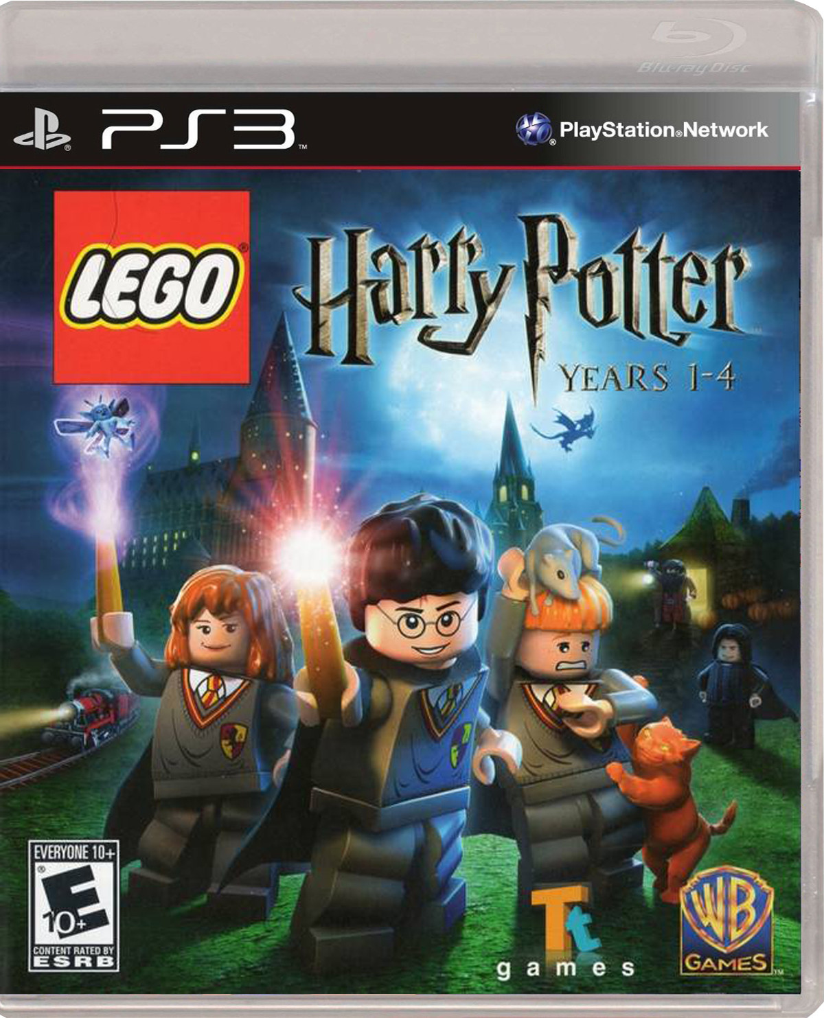 Lego Harry Potter Years 1 4 Para Ps3 Gameplanet
