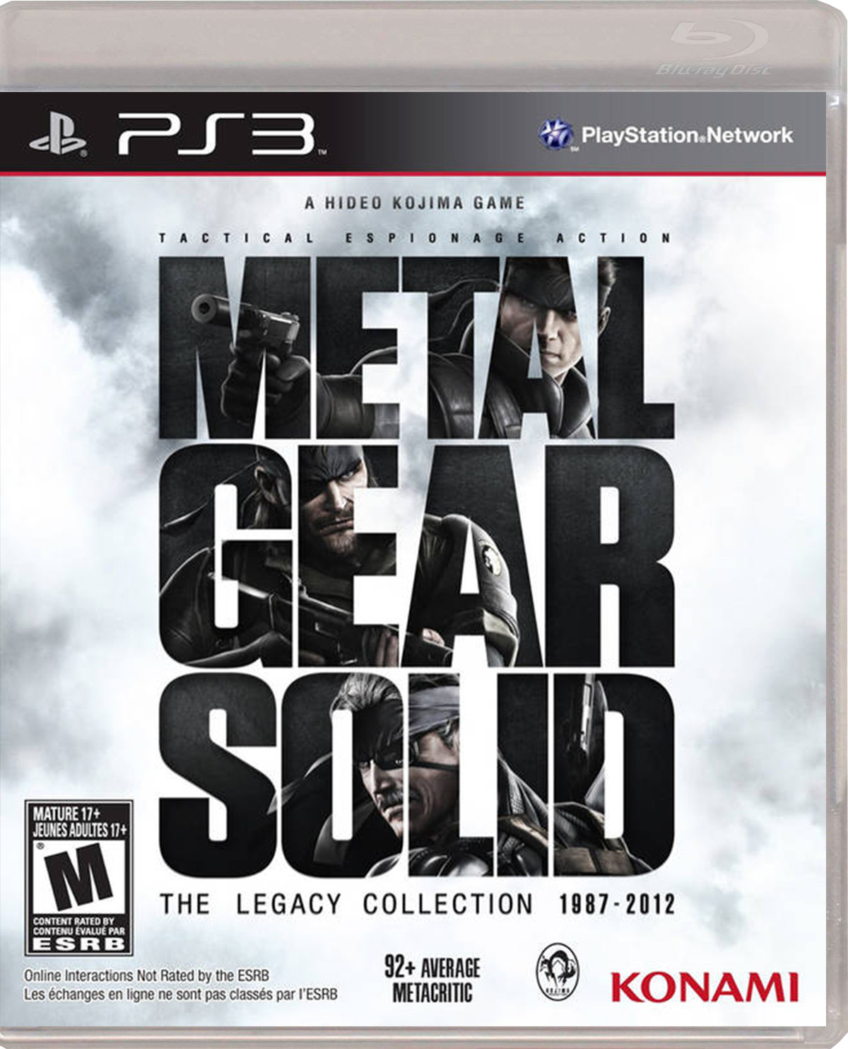 Collectorsedition. Org » metal gear solid legacy collection the.