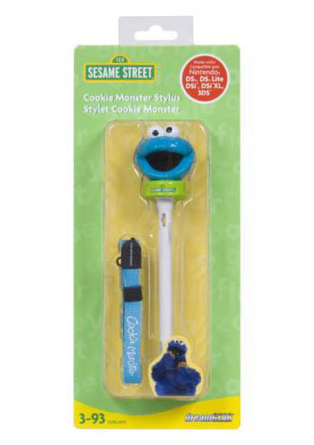 COOKIE MONSTER STYLUS
