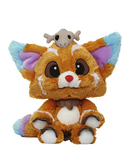 PELUCHE LEAGUE OF LEGENDS BEBE GNAR 33 CM