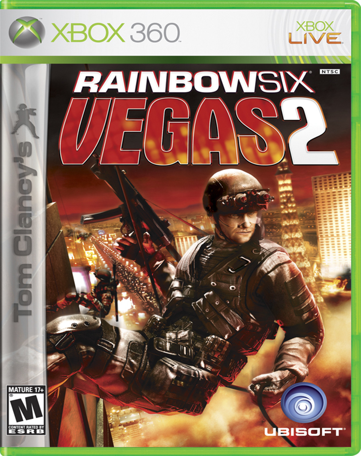 <b>Rainbow</b> <b>Six</b>: <b>Vegas</b> | PlayStation 3 | GameStop