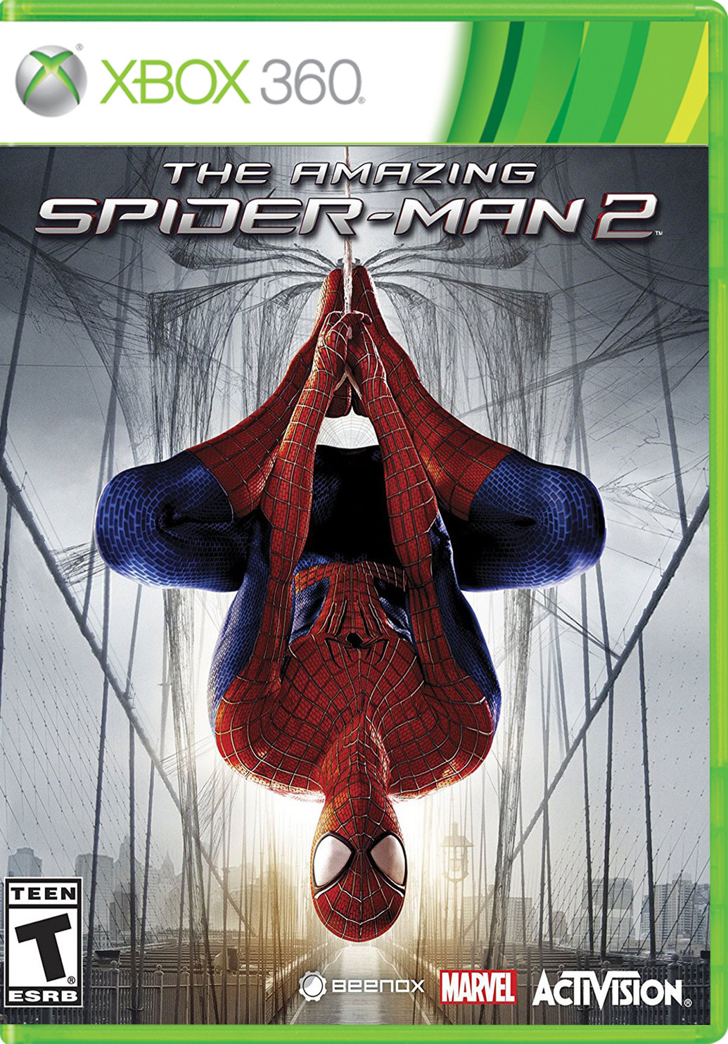 360 Para Spiderman Amazing The 2 Gameplanet OXilTZPuwk