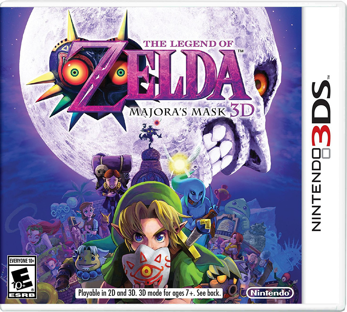 THE LEGEND OF ZELDA MAJORAS MASK