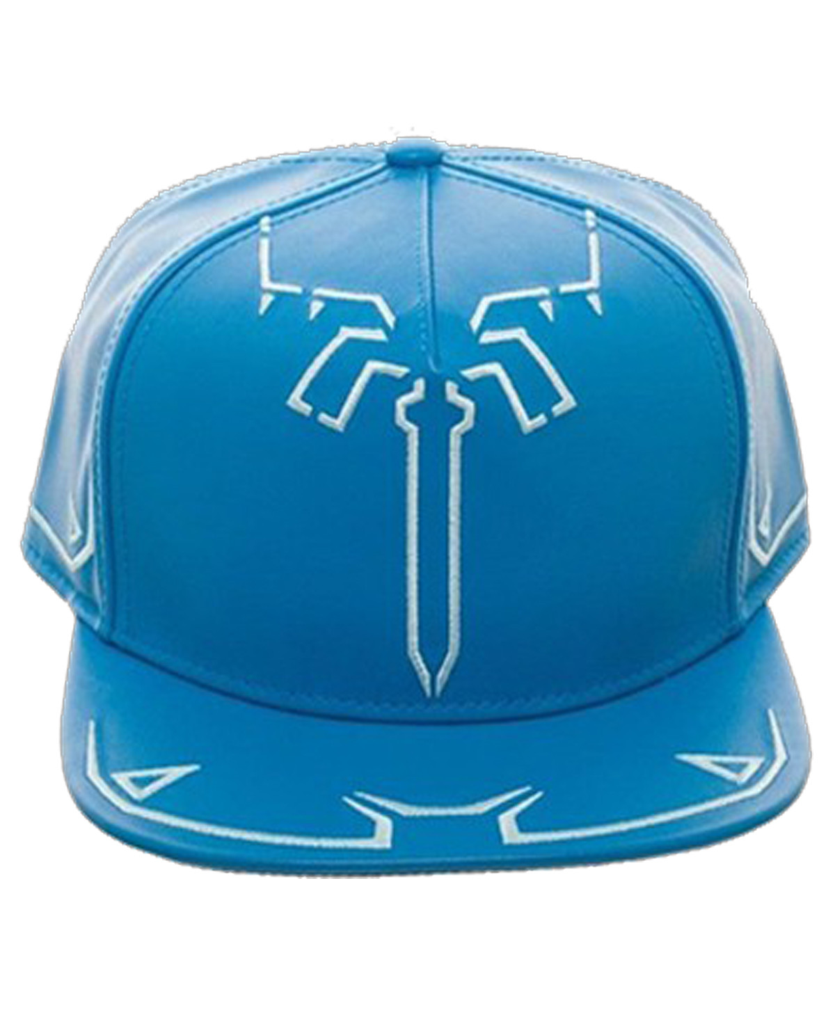 GORRA SNAPBACK ZELDA BREATH OF THE WILD AZUL bd07296b0cc