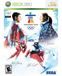 VANCOUVER 2010 OFFICIAL VIDEOGAME