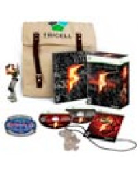 RESIDENT EVIL 5 COLLECTORS EDITION