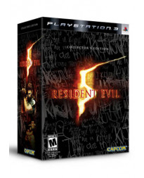 RESIDENT EVIL 5 COLLECTOR EDITION
