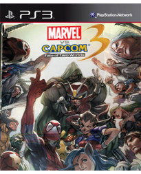 MARVEL VS CAPCOM 3 FATE OF TWO WORLDS SPECIAL EDITION