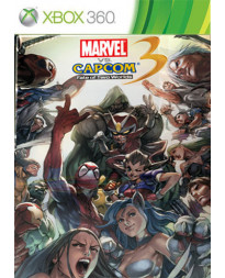 MARVEL VS CAPCOM 3 COLLECTORS EDITION