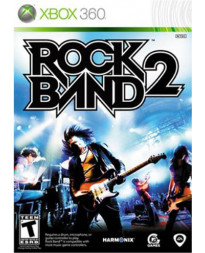 ROCK BAND 2 SOFTWARE ONLY