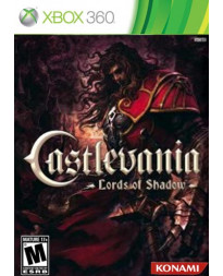 CASTLEVANIA LORDS OF SHADOW COLLECTORS EDITION