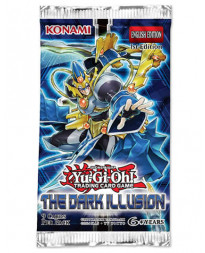 YU-GI-OH THE DARK ILLUSION BOOSTER
