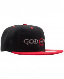 2fe3e81599b GORRA NEGRA CLASICA GOD OF WAR DRAGONFIGHT para PRO - GamePlanet