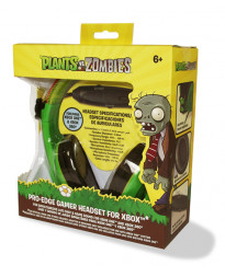 PLANTS VS ZOMBIES GAMING HEADSET