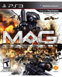 MAG MASSIVE ACTION GAME