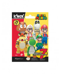 SUPER MARIO MYSTERY MINI FIGURE BAGS SERIES 7