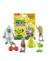 PLANTS VS ZOMBIES MYSTERY FIGURE BAGS