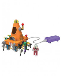 PLANTS VS ZOMBIES CONEHEAD MECH