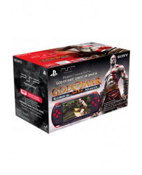 CONSOLA PSP NEGRO GOD OF WAR GHOST OF SPARTA