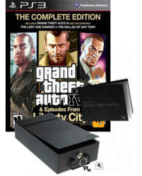 GRAND THEFT AUTO IV COMPLETE BUNDLE