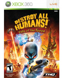 DESTROY ALL HUMANS PATH