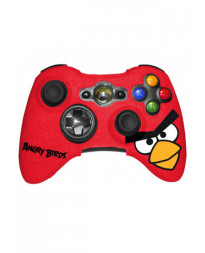 ANGRY BIRDS CONTROLLER SKIN WRAP RED