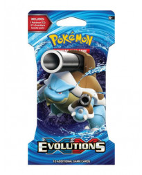 SOBRE CON MANGA POKEMON TRADING CARD GAME XY EVOLUTIONS