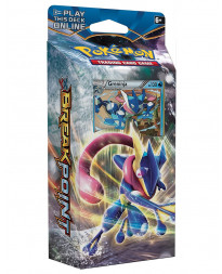 DECK POKEMON TRADING CARD GAME XY BREAKPOINT GRENINJA