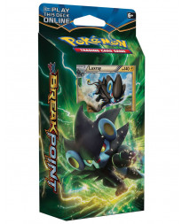 DECK POKEMON TRADING CARD GAME XY BREAKPOINT LUXRAY
