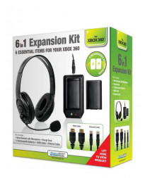 XBOX 360 6 IN 1 EXPANSION KIT