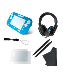 WII U 8 IN 1 ESSENTIAL PACK