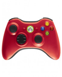 CONTROLLER WIRELESS RED