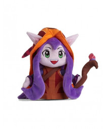 PELUCHE LEAGUE OF LEGENDS LULU 25 CM