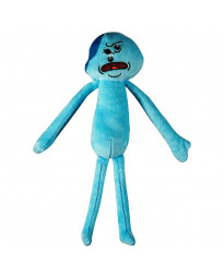 PELUCHE RICK AND MORTY MEESEEKS CON UN OJO 25 CM