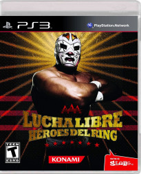 AAA LUCHA LIBRE HEROES DEL RING