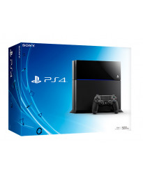CONSOLA PLAYSTATION 4 NEGRO 500GB