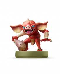 AMIIBO ZELDA BREATH OF THE WILD BOKOBLIN