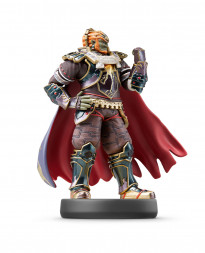 AMIIBO SUPER SMASH BROS GANONDORF