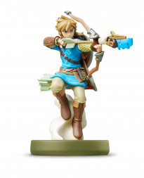 AMIIBO ZELDA BREATH OF THE WILD LINK ARQUERO