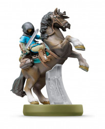 AMIIBO ZELDA BREATH OF THE WILD LINK JINETE