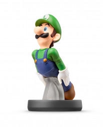 AMIIBO SUPER SMASH BROS LUIGI