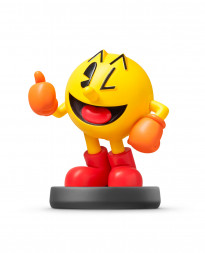 AMIIBO SUPER SMASH BROS PAC MAN
